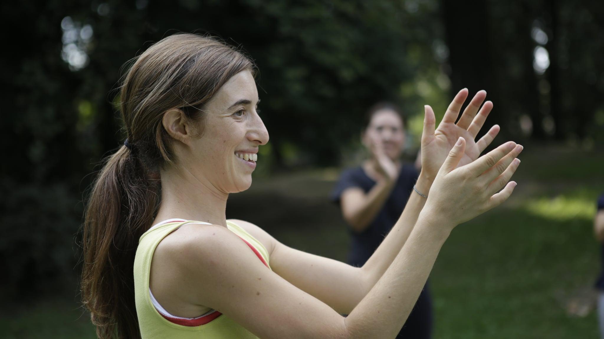 Laughter Yoga in Crema
